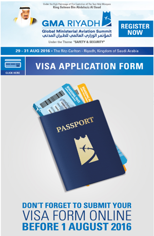 Apply for your Visa